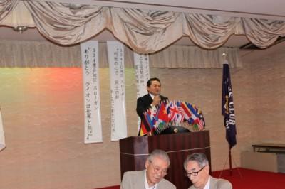2010〜2011年度会長挨拶
